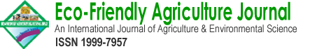 Eco-Friendly Agriculture Journal